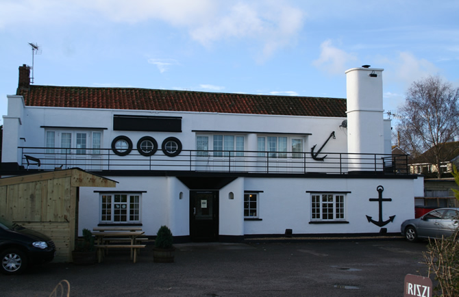 The Combwich Anchor